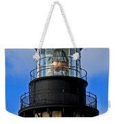 Top Of Lighthouse Weekender Tote Bag