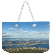 Top Of Mount Wellington Tasmania Weekender Tote Bag
