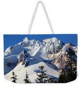 Top Of Mt. Hood Weekender Tote Bag