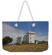 Topsail Island Observation Tower 1 Weekender Tote Bag