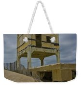 Topsail Island Observation Tower 6 Weekender Tote Bag