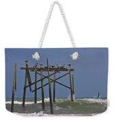 Topsail Ocean City Pelicans Weekender Tote Bag