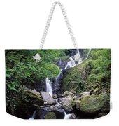 Torc Waterfall, Killarney, Co Kerry Weekender Tote Bag