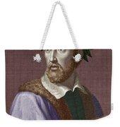 Torquato Tasso (1544-1595) Weekender Tote Bag