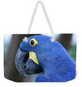 Totally Blue  Weekender Tote Bag