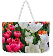 Totally Tulips Weekender Tote Bag