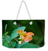 Touch Me Not Weekender Tote Bag