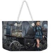 Tough Lady Weekender Tote Bag