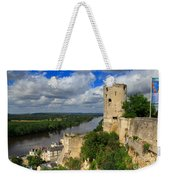 Tour Du Moulin And The Loire River Weekender Tote Bag