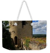 Tour Du Moulin At Chateau Chinon Weekender Tote Bag