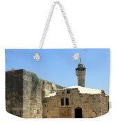 Tourist Information Office In Sebastia Weekender Tote Bag
