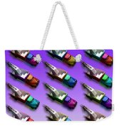 Tow The Line Dance Weekender Tote Bag