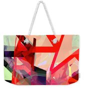 Tower Poly 13 Weekender Tote Bag