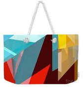 Tower Series 1 Weekender Tote Bag