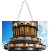 Tower That Inspired Metropolis Weekender Tote Bag