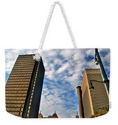 Towering Towers Weekender Tote Bag