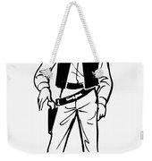 Town Marshall Weekender Tote Bag