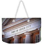 Town Of Silver City New Mexico Weekender Tote Bag