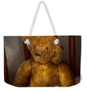 Toy - Teddy Bear - My Teddy Bear  Weekender Tote Bag by Mike Savad