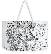 Traditional Dance - Central African Republic Weekender Tote Bag