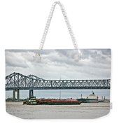 Traffic Jam Weekender Tote Bag