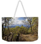 Trail At Cathedral Hills Weekender Tote Bag