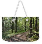 Trail Through Spring Forest Bavaria Weekender Tote Bag