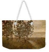 Trail To The Summer Beach Weekender Tote Bag