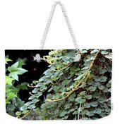 Trailing Green Weekender Tote Bag