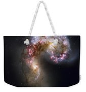 Trailing Streamers Of Gas And Stars Weekender Tote Bag