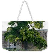 Train Tree Weekender Tote Bag