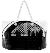 Traitors Gate And Ghostly Images  Weekender Tote Bag