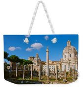Trajan's Market Weekender Tote Bag