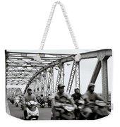Trang Tien Bridge Hue Weekender Tote Bag