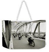 Trang Tien Bridge Weekender Tote Bag
