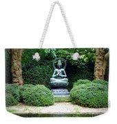 Tranquil Buddha Weekender Tote Bag