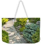 Tranquil Garden  Weekender Tote Bag by Elena Elisseeva