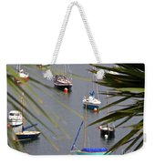 Tranquillity Two Weekender Tote Bag