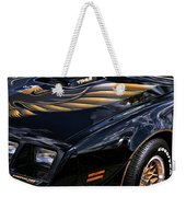 Trans-am Weekender Tote Bag