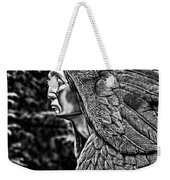 Transformation Through Forgiveness - Bw Weekender Tote Bag