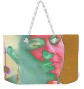 Transparency Personified Weekender Tote Bag
