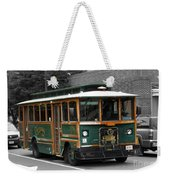 Transportation. Charlottesville Va Weekender Tote Bag