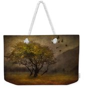 Tree And Birds Weekender Tote Bag by Svetlana Sewell