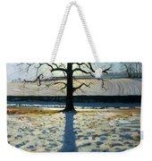 Tree And Shadow Calke Abbey Derbyshire Weekender Tote Bag