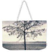 tree at lake Constance Weekender Tote Bag by Joana Kruse