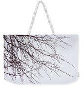 Tree Branch Nature Abstract Weekender Tote Bag