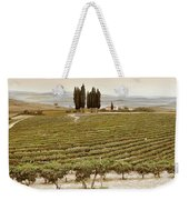 Tree Circle - Tuscany  Weekender Tote Bag