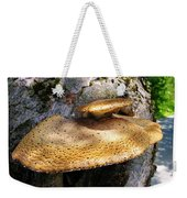 Tree Fungus 1 Weekender Tote Bag