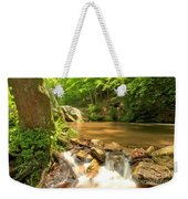 Tree In The Bend Weekender Tote Bag