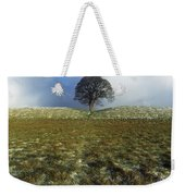 Tree On A Landscape, Giants Ring Weekender Tote Bag